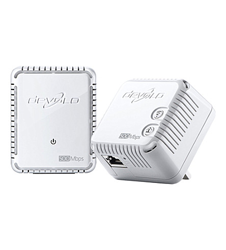 DEVOLO dLAN® 500 WiFi Starter Kit