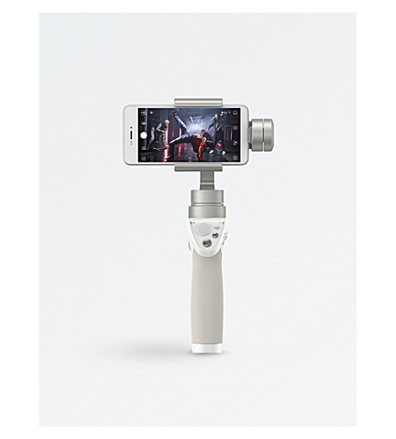 DJI Osmo Mobile gimbal for smartphones