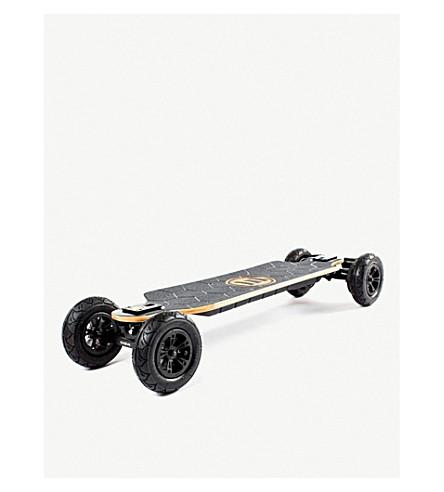 EVOLVE SKATEBOARDS Bamboo GTX Series 2-in-1 electric skateboard
