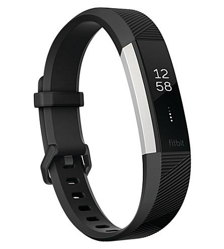 FITBIT Fitbit hr 大健身带 (黑色