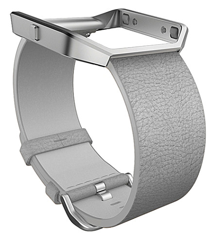 FITBIT Blaze leather strap large