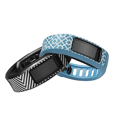 GARMIN Vivofit 2 activity tracker + 2 interchangeable bands