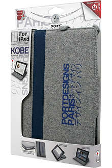 PORT DESIGNS Kobe iPad 2 stand case