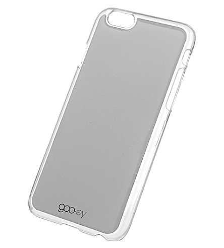 GOOEY Gooey iphone 6 plus grey phone case