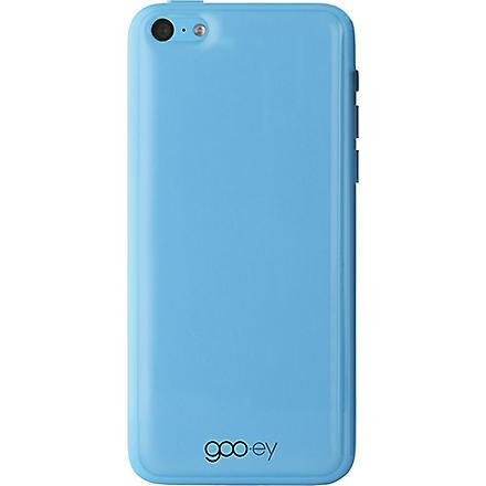 GOOEY iPhone 5C skin blue