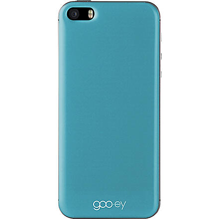 GOOEY iPhone 5/5s skin aqua