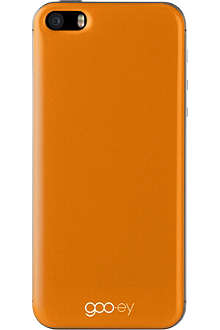 GOOEY iPhone 5/5s skin orange