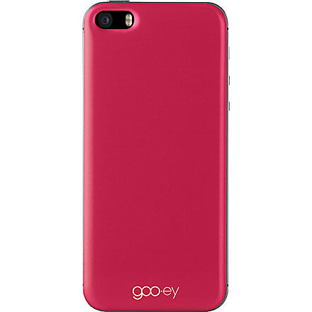 GOOEY iPhone 5/5s skin red