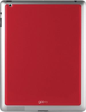 GOOEY iPad skin red