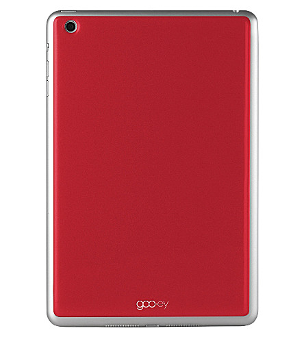 GOOEY iPad Mini skin red