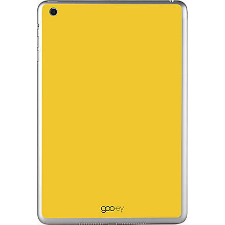 GOOEY iPad Mini skin yellow