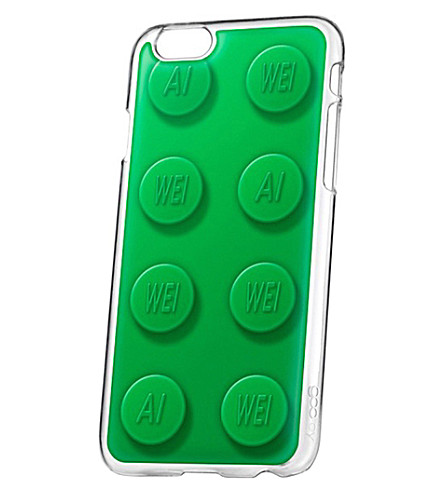 GOOEY Ai Weiwei Lego iPhone 6/6s case