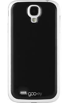 GOOEY Samsung Galaxy S4 phone skin black