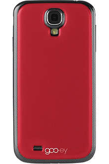 GOOEY Samsung Galaxy S4 phone skin red