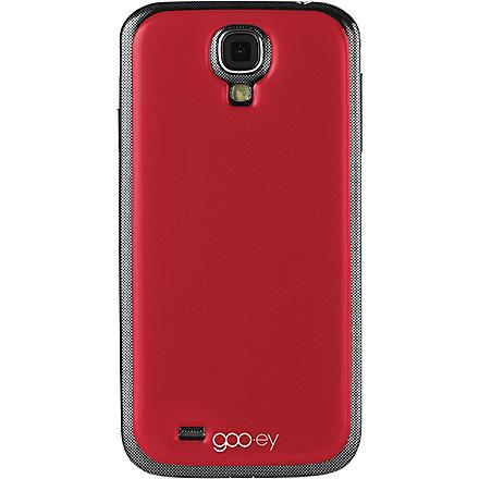 GOOEY Samsung Galaxy S4 phone skin red