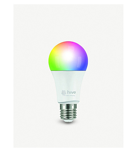 hive led active light colour changing e27 bulb. Black Bedroom Furniture Sets. Home Design Ideas