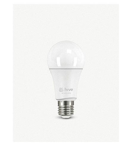HIVE LED Smart Active warm white E27 bulb