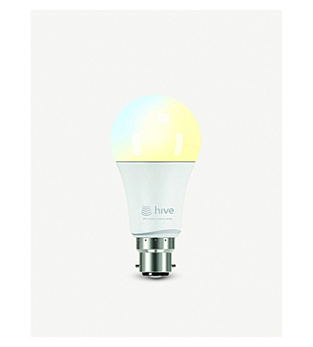 HIVE LED Smart Active white tunable B22 bulb