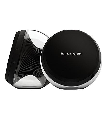 HARMAN KARDON Nova wireless speaker black