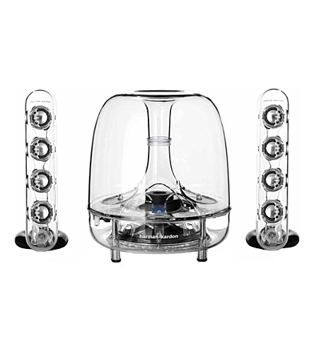 HARMAN KARDON Soundsticks Wireless sound system with Bluetooth