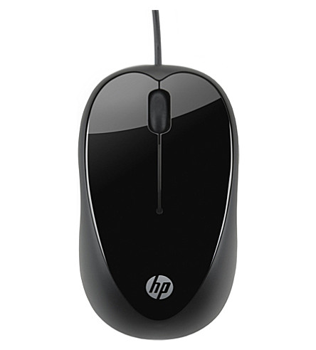 HEWLETT-PACKARD X1000 wired mouse