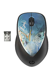 HEWLETT-PACKARD X4000 wireless mouse