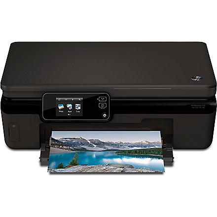 hewlett packard photosmart 5520 e all in one printer. Black Bedroom Furniture Sets. Home Design Ideas