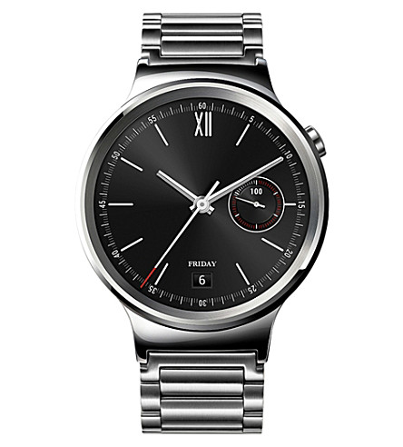 HUAWEI Classic link-strap smart watch