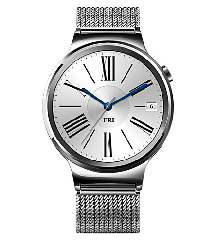 HUAWEI Classic mesh-strap smart watch