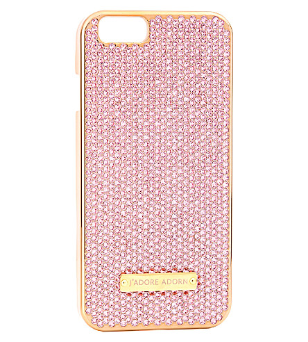 J'ADORE ADORN Bare Your Courage luxury iPhone 6 case