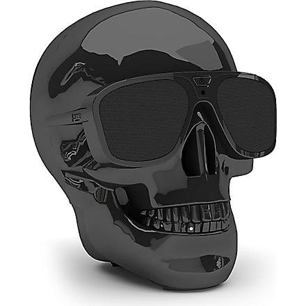 JARRE AeroSkull XS portable Bluetooth speaker Glossy Black