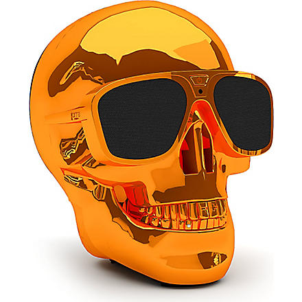 JARRE AeroSkull XS portable Bluetooth speaker Orange