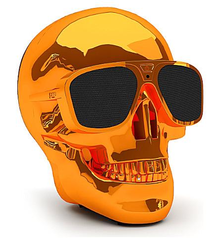 JARRE AeroSkull XS portable Bluetooth speaker Orange