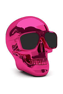 JARRE AeroSkull XS portable Bluetooth speaker Pink