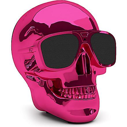 JARRE AeroSkull XS portable Bluetooth speaker Pink