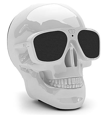 JARRE AeroSkull XS portable Bluetooth speaker White