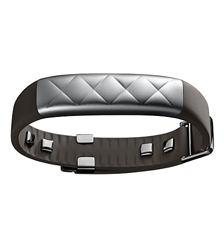 JAWBONE UP3 fitness band silver