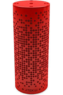 JARRE J-TEK One Rainbow Bluetooth speaker Red
