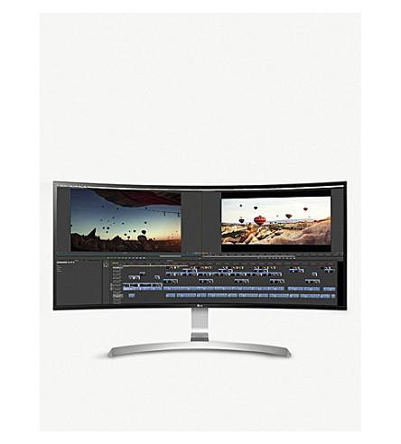 LG 34UC99 WQHD IPS Curved LED Monitor (Black