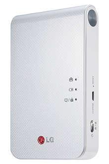 LG Pocket Photo printer 2.0 white