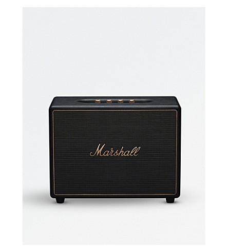 MARSHALL Woburn multi-room speaker (Black