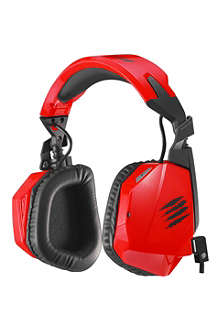 MAD CATZ F.R.E.Q gaming headset