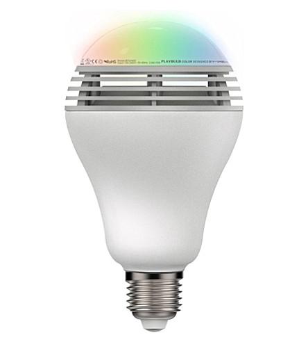 MIPOW Playbulb 智能灯泡和扬声器