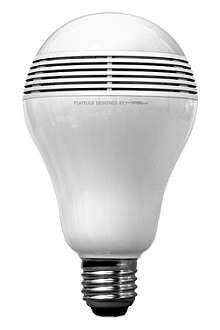 MIPOW PLAYBULB Bluetooth Smart LED speaker light, white