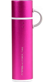 MIPOW Power Tube 2600 (Lightning version) portable charger, pink