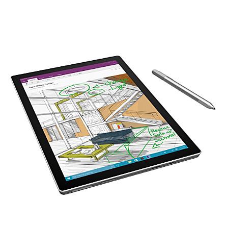 MICROSOFT Windows 10 Pro and Intel i7 12.3