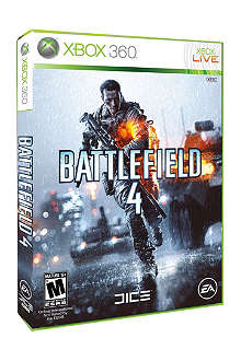 MICROSOFT Battlefield 4 Xbox 360 game