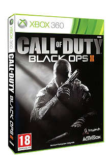 MICROSOFT Call Of Duty Black Ops II Xbox 360 game