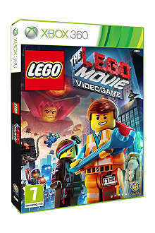 MICROSOFT Lego Movie Xbox 360 game