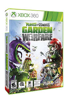 MICROSOFT Plants Vs Zombies Xbox 360 game